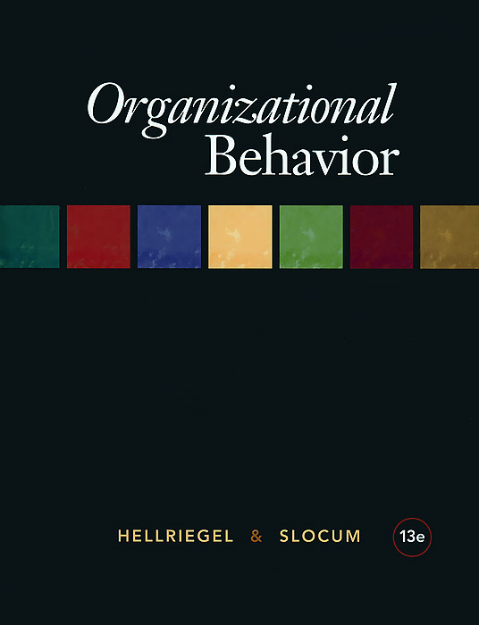 Organizational Behavior industrial and organizational psychology research and practice