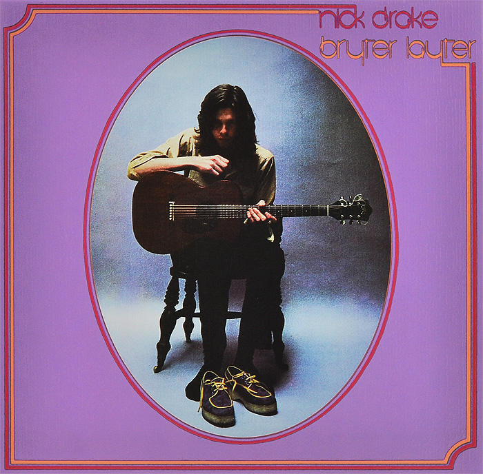 Ник Дрейк Nick Drake. Bryter Layter (LP) nickel bay nick
