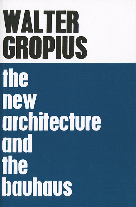 The New Architecture and the Bauhaus the new spm20g601h and disassemble