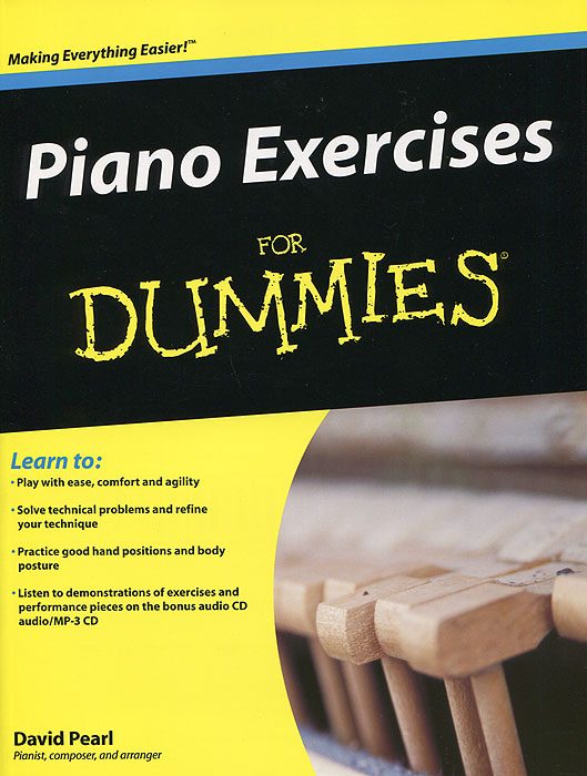 Piano Exercises for Dummies (+ CD) the imactm for dummies®