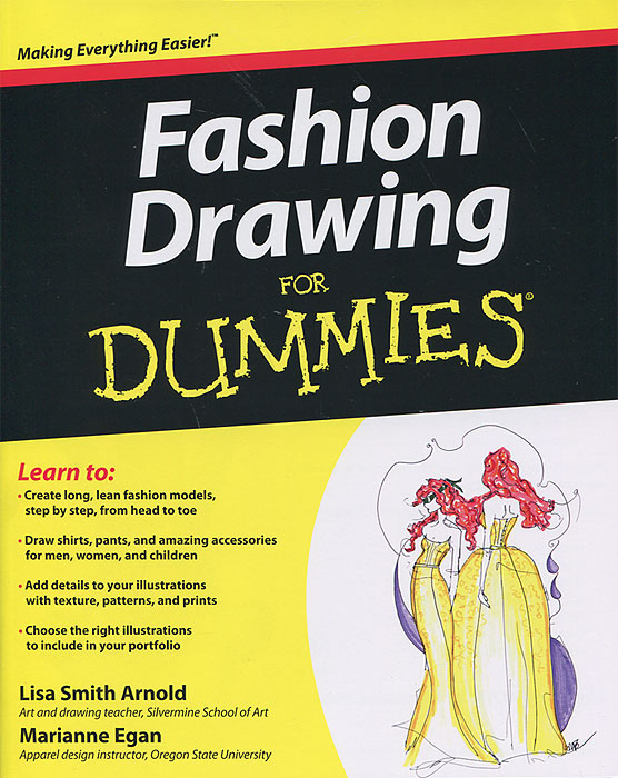 Fashion Drawing for Dummies the graphic designer s guide to portfolio design