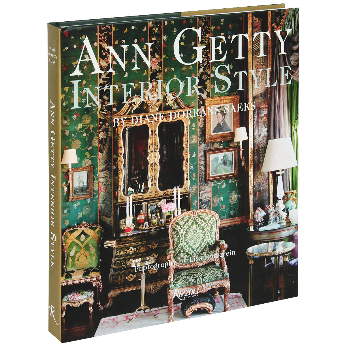 Ann Getty: Interior Style design thinking for interiors