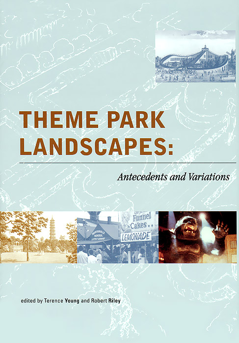 Theme Park Landscapes: Antecedents and Variations what are behind the science parks and business incubators in china