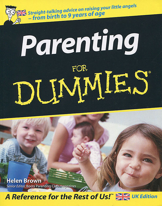 Parenting for Dummies elaine biech training and development for dummies