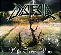 Dyslesia.  Who Dares Wins Art Music Group