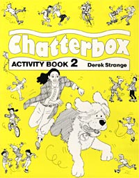 Chatterbox. Activity Book 2 chatterbox pupil s book 2