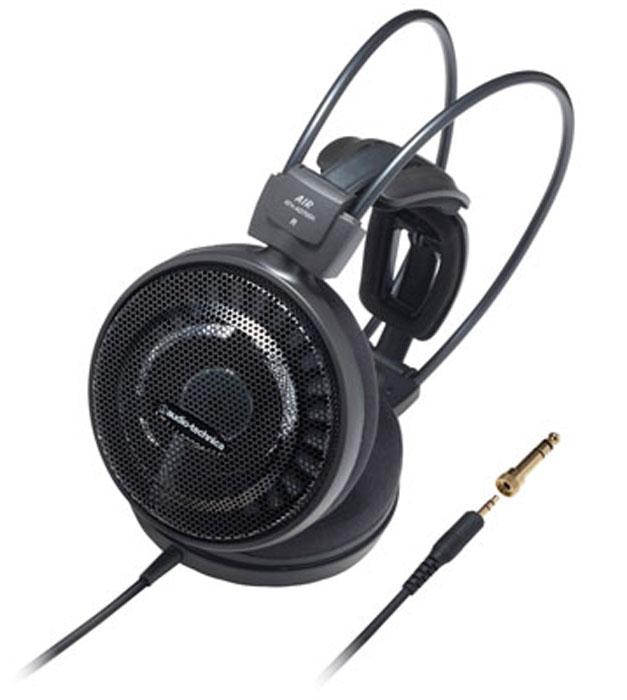 Audio-Technica ATH-AD700X15116271ATH-AD700X – мониторные наушники открытого типа с чистой звукопередачей и естественным звучанием. Удобная система крепления, саморегулирующаяся в трёх плоскостях, позволяет комфортно использовать наушники в течение длительного времени.
