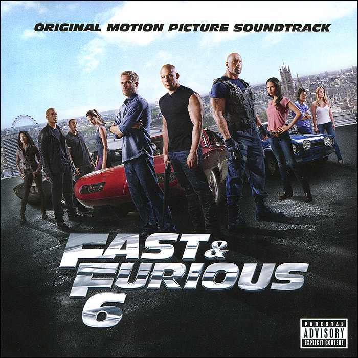 Zakazat.ru Fast & Furious 6. Original Motion Picture Soundtrack