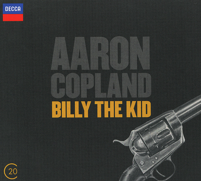 Aaron Copland. Billy The Kid футболка billy the kid