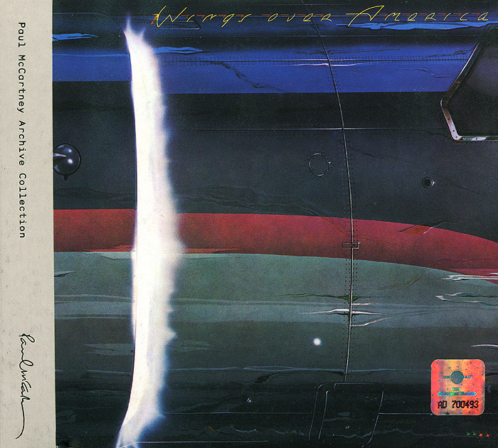 Пол Маккартни,Wings Paul McCartney And Wings. Wings Over America (2 CD) office live communications server