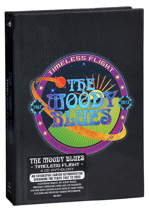 The Moody Blues The Moody Blues. Timeless Flight (4 CD) сборник ladies sing the blues 3 cd