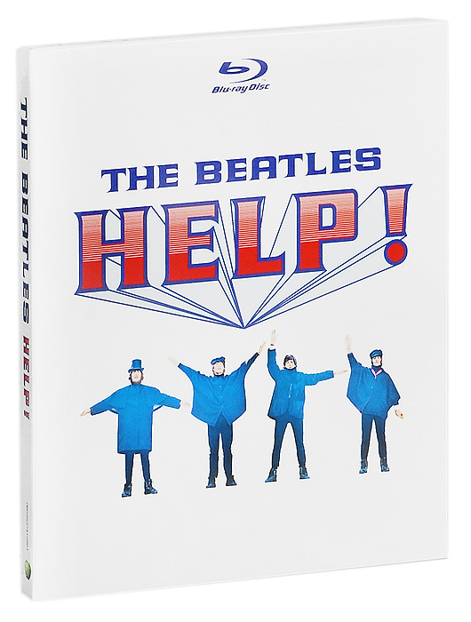 The Beatles. Help! (Blu-ray)  the beatles 1 2 blu ray cd