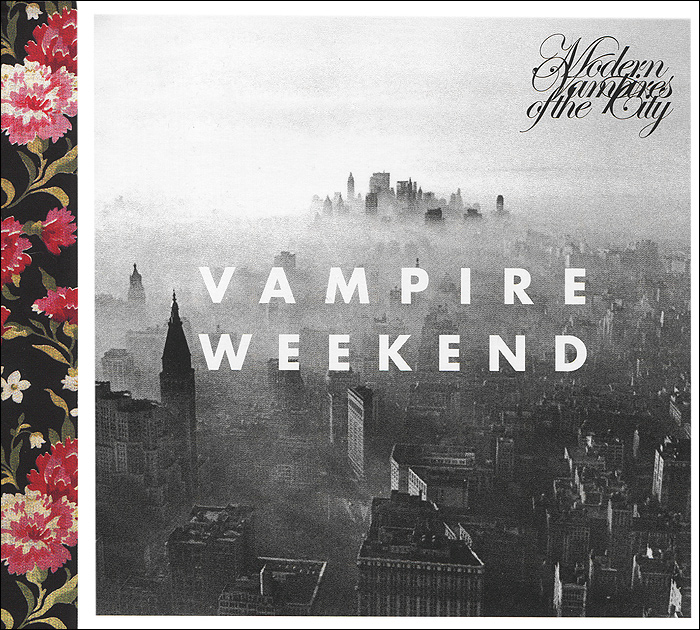 Vampire Weekend Vampire Weekend. Modern Vampires Of The City american vampire vol 04