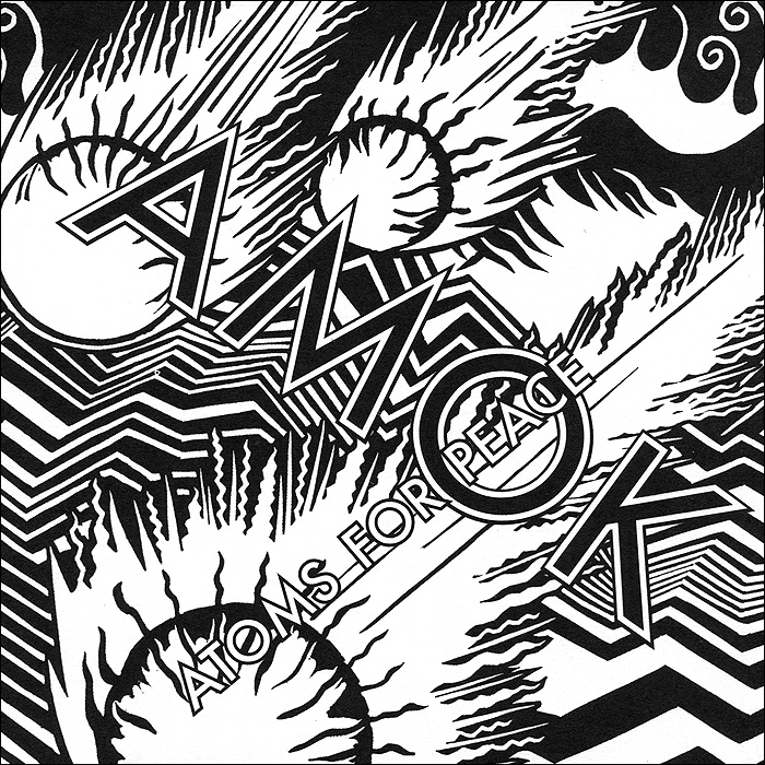 Atoms For Peace   . Amok (2 LP + CD)