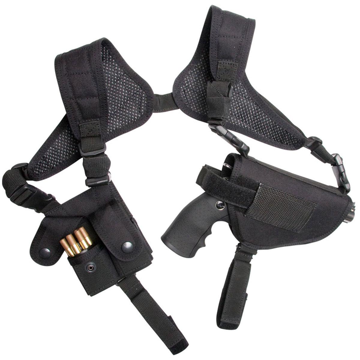 Кобура ASG оперативная для револьверов Dan Wesson, цвет: Black (16494) asg dan wesson 2 5