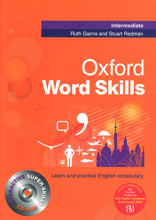 Oxford Word Skills Intermediate (+ CD-ROM)