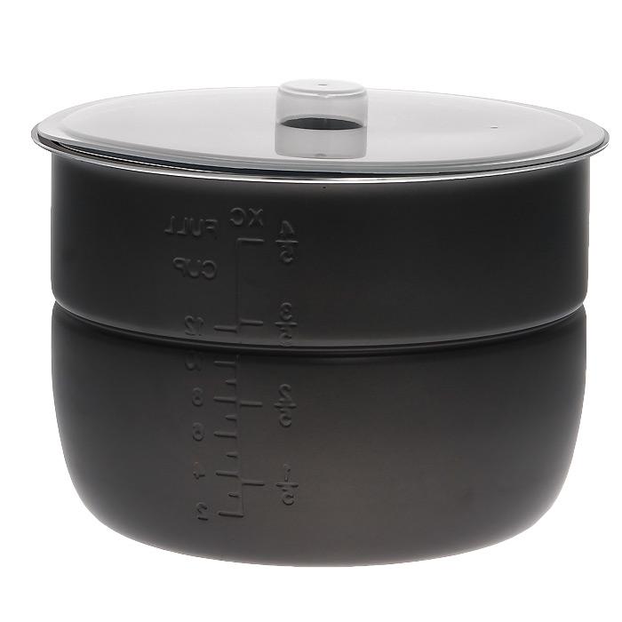 Unit USP-B61 чаша с керамическим покрытием для Unit 1030/1080/1095USP-B61Unit USP-B61 алюминиевая чаша с антипригарным покрытием имеет мерную шкалу. Пластиковая крышка для удобства хранения.