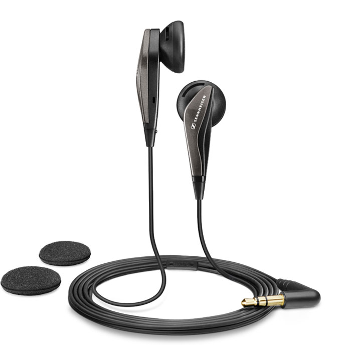 Sennheiser MX 375, Black наушники наушники sennheiser hd6 mix 505791