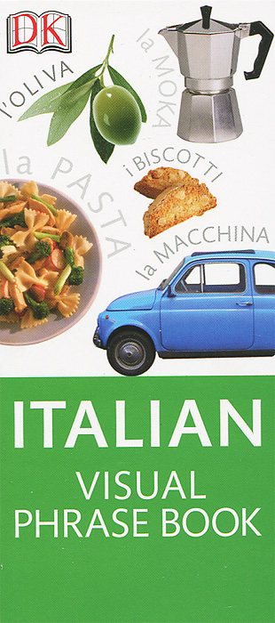 Italian Visual Phrase Book russian phrase book