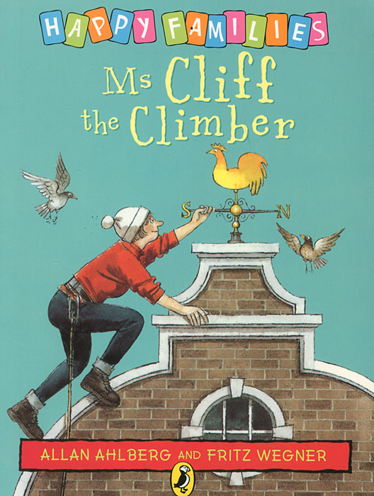 Ms Cliff the Climber ups and downs