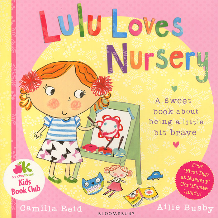 Lulu Loves Nursery what she left