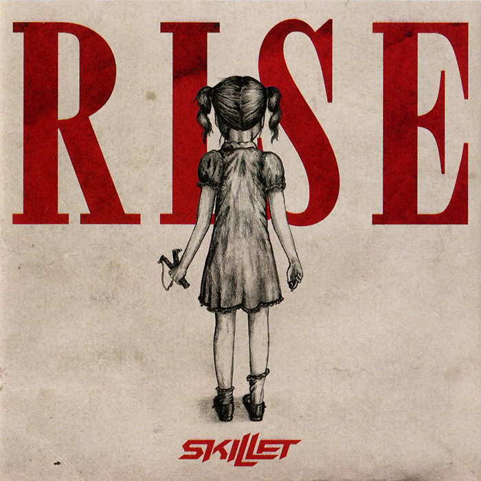 Skillet Skillet. Rise skillet skillet unleashed lp cd