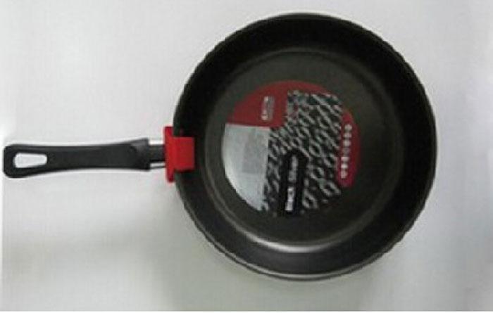 Сотейник Flonal Black & Silver, с тефлоновым покрытием. Диаметр 22 см. BS3221 сотейник flonal black & silver с тефлоновым покрытием диаметр 26 см bs3261