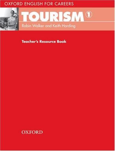 Oxford ENGLISH FOR CAREERS:TOURISM 1 TRB недорого