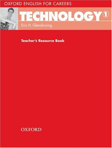 Oxford ENGLISH FOR CAREERS:TECHNOLOGY 1 TRB