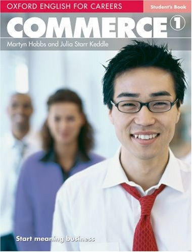 Oxford ENGLISH FOR CAREERS:COMMERCE 1 SB недорого