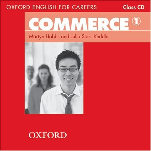 Oxford ENGLISH FOR CAREERS:COMMERCE 1 CL CD недорого