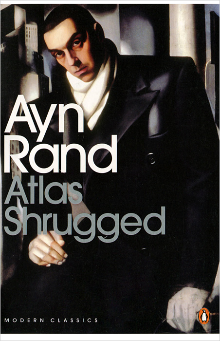 Atlas Shrugged atlas of the world picture book