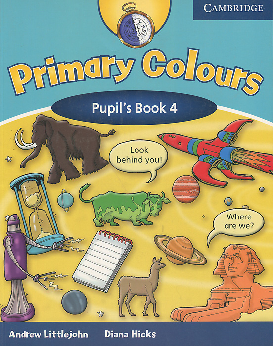 Primary Colours: Pupil's Book: Level 4 (Primary Colours) primary colours pupil s book level 4 primary colours page 4