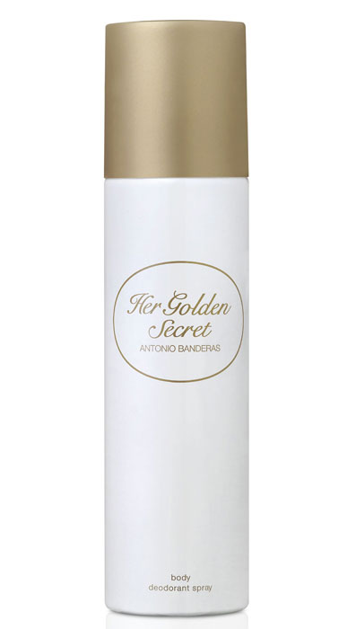 "Antonio Banderas Дезодорант-спрей ""Her Golden Secret"", 150 мл"