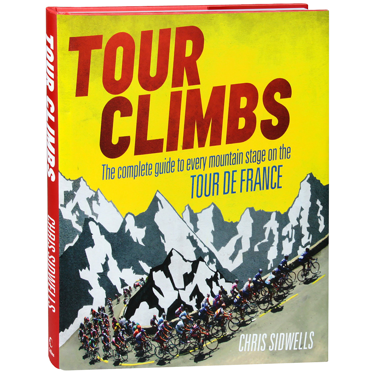 Tour Climbs: The Complete Guide to Every Mountain Stage on the Tour de France romanson rm 7a30q lr wh