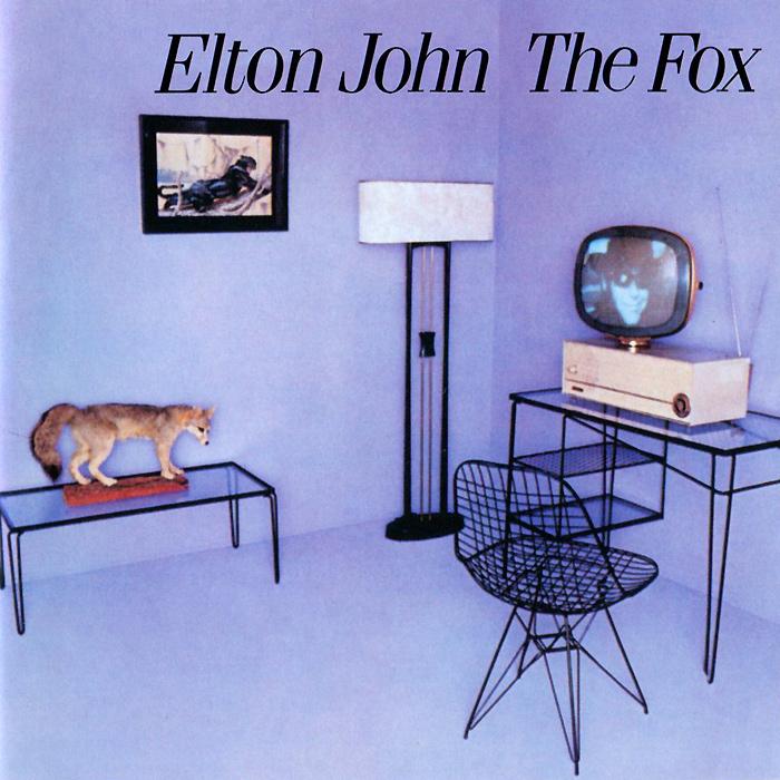 Элтон Джон Elton John. The Fox elton john elton john rock of the westies