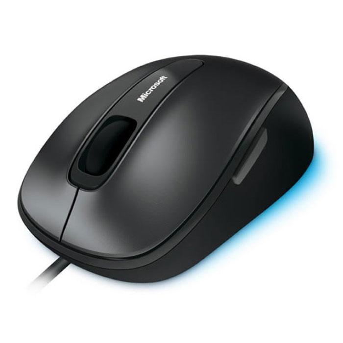 Microsoft Comfort Mouse 4500 мышь (4FD-00024)4FD-00024С многофункциональной мышью Microsoft Comfort Mouse 4500 можно работать в любом месте, благодаря Bluetrack Technology. Она обеспечивает более точное управление курсором практически на любой поверхности. Она также имеет такие приятные особенности, как мягкие резиновые боковые вставки и пять настраиваемых кнопок, которые обеспечивают уверенное управление, высочайшую производительность, обладая при этом невысокой ценой.