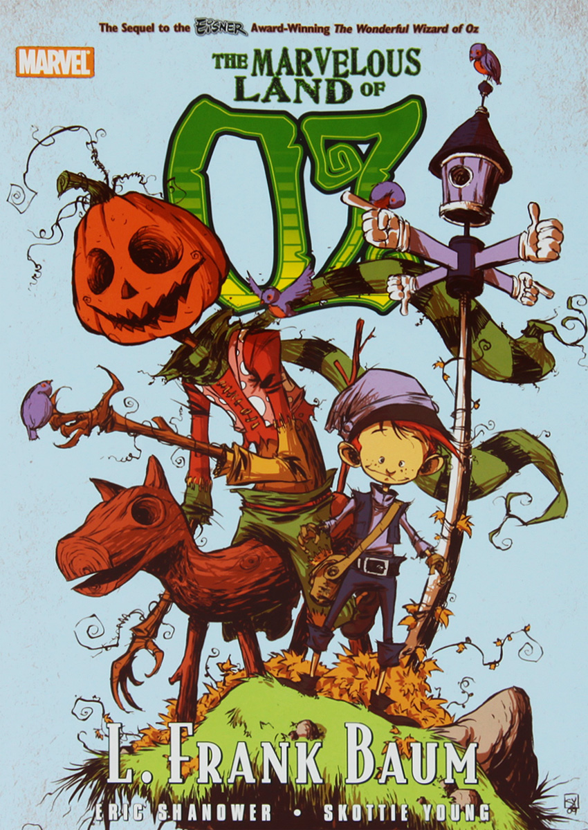 Купить The Marvelous Land of Oz,