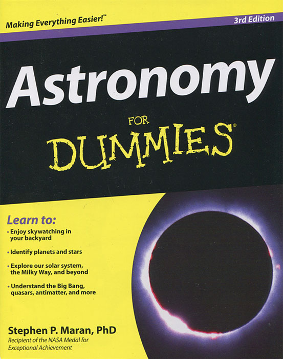 Astronomy for Dummies an atlas of astronomy