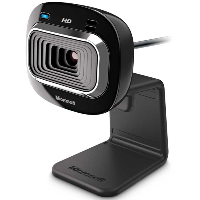 все цены на  Microsoft Lifecam HD-3000 веб-камера (T3H-00013)  онлайн