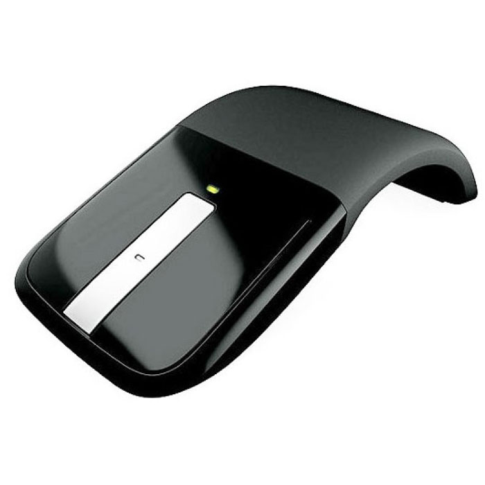 Microsoft ARC Touch Mouse беспроводная мышь (RVF-00056) microsoft arc touch mouse black usb