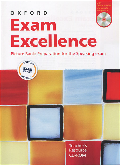 Oxford Exam Excellence. Picture Bank: Preparation for the Speaking exam. Teacher's Resource CD-ROM new eli picture dictionary cd rom german
