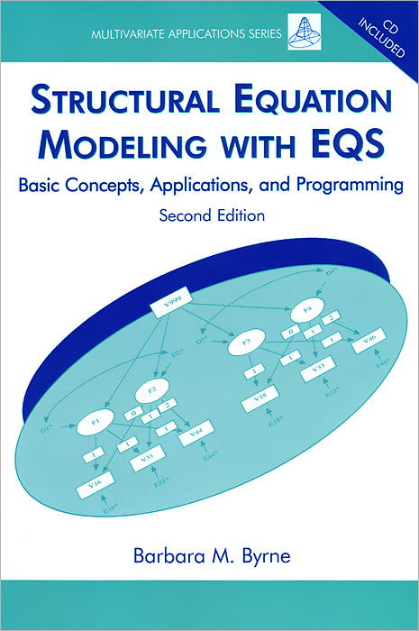 Structural Equation Modeling with EQS: Basic Concepts, Applications, and Programming (+ CD-ROM) fuzzy multilevel graph embedding