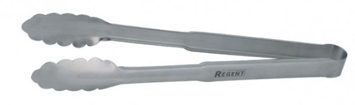 Щипцы универсальные Regent Inox Presto щипцы кулинарные paterra цвет малиновый серебристый длина 22 см