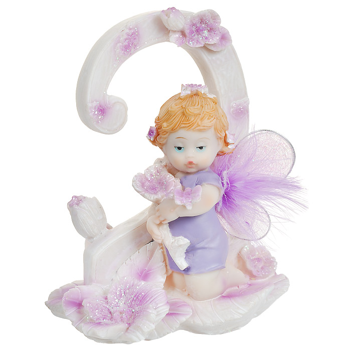 Статуэтка Именинный ангелочек. 2 года514-1027Статуэтка Именинный ангелочек. 2 года, выполненная из полистоуна, станет отличным подарком для вашего малыша! Все мы знаем, как порой непросто бывает выбрать подходящий подарок к тому или иному торжеству, а декоративные статуэтки Molento всегда были и останутся оригинальным подарком. Этот вид сувенира нельзя назвать бесполезной вещью. Статуэтка может стать великолепным украшением интерьера. На протяжении долгих лет, дизайнеры используют статуэтки для придания интерьеру особого шарма. Характеристики:Материал: полистоун. Размер статуэтки: 9,5 см х 6 см х 12 см. Размер упаковки: 10 см х 7,5 см х 13 см. Артикул: 514-1027.