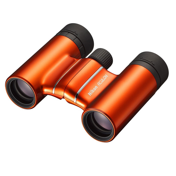 Nikon Aculon T01 8X21, Orange бинокль бинокль nikon 8x25 sportstar ex dcf wp silver