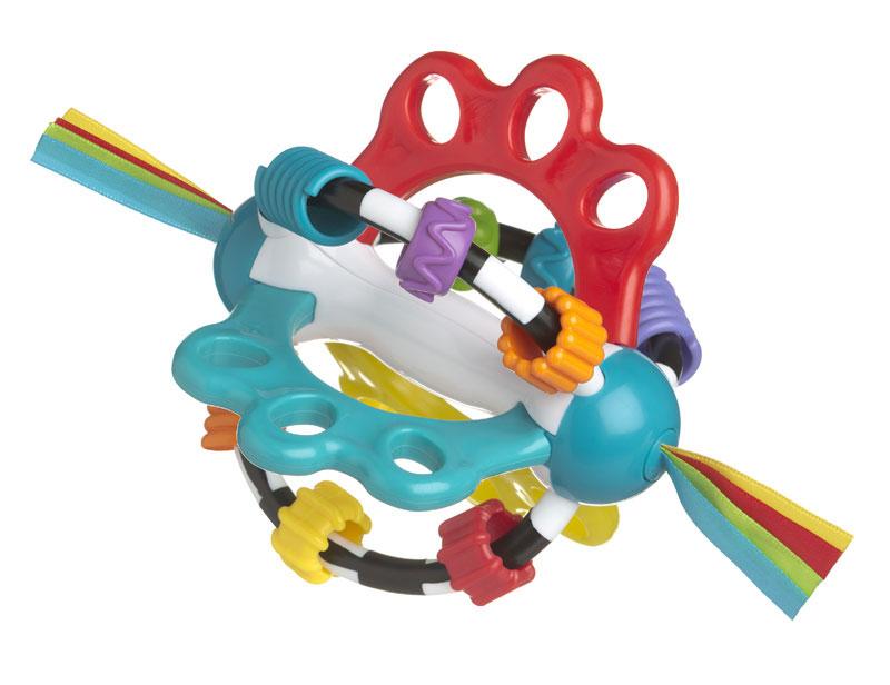 Игрушка развивающая Playgro Космический шар playgro погремушка шар