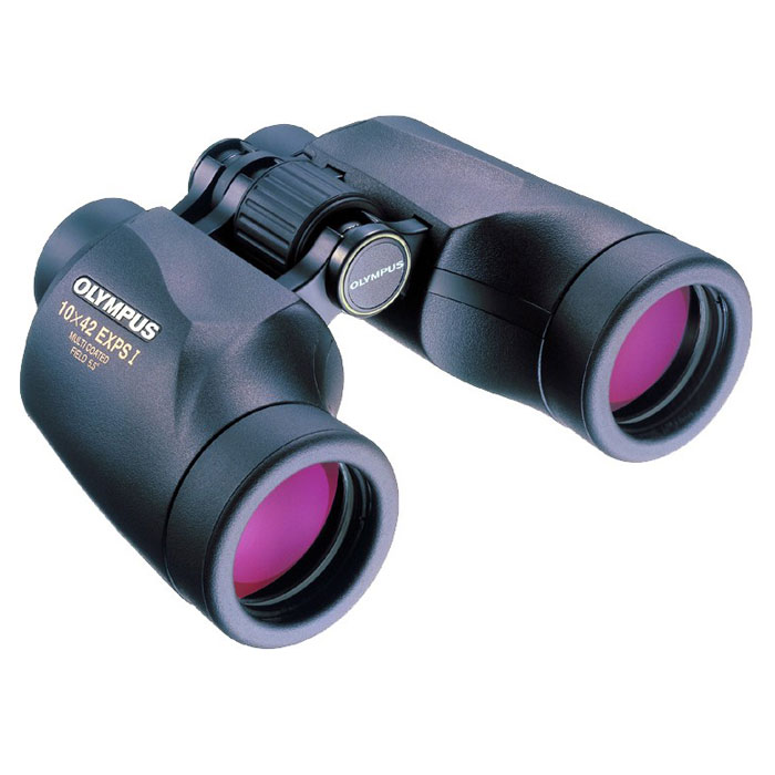 Olympus 10x42 EXPS I бинокль free shipping suncore golden eagle 10x42 black binocular telescope 10x42 black