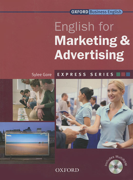 English for Marketing and Advertising (+ CD-ROM) michael jacksons this is it cd