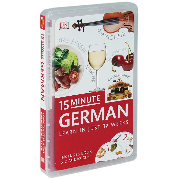 15-Minute German (+ 2 CD)